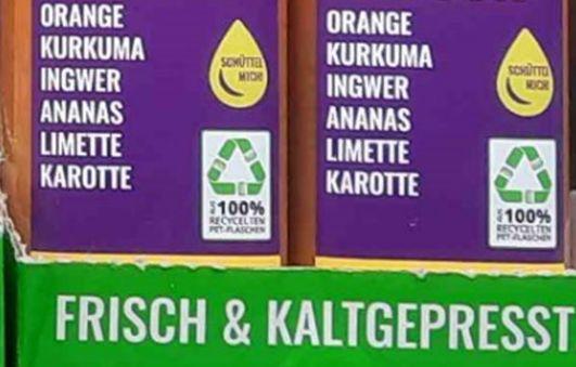 Etikett FRISCH&KALTGEPRESST